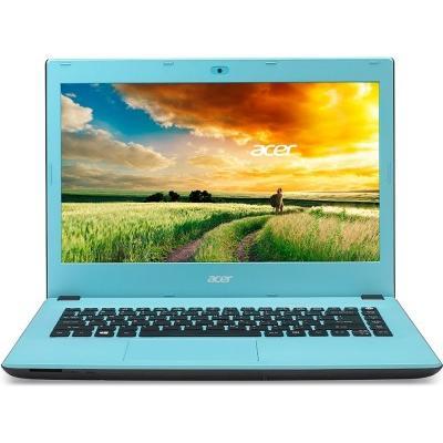 Acer ASPIRE E14 Pentium Quad Core - (4 GB/500 GB HDD/Linux) NX.MZLSI.001 ACER E5-432/NX.MZLSI.001 Notebook(14 inch, Ocean Blue, 2.4 kg)