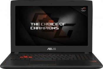 Asus GL502VM-FY230T(Core i7 7th Gen/16 GB/1 TB HDD/256 GB SSD/Windows 10 Home/6 GB Graphics)