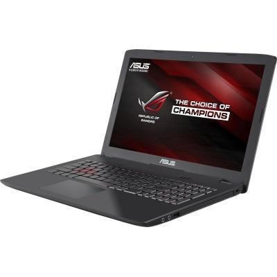 Asus ROG Core i7 - (8 GB/1 TB HDD/Windows 10 Home/4 GB Graphics) 90NB09I3-M05010 GL552VW-CN426T Notebook(15.6 inch, Grey Metal, 2.59 kg)