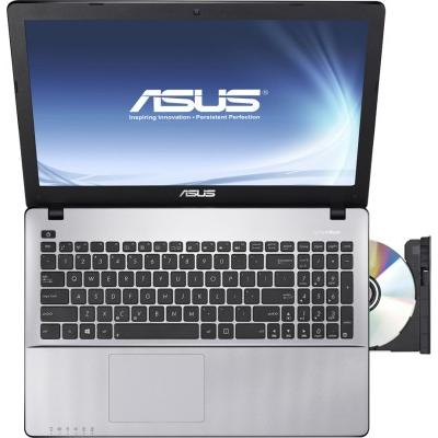 Asus X550CC-XO072D Laptop (3rd Gen Ci3/ 4GB/ 500GB/ DOS/ 2GB Graph)(15.6 inch, Dark Gray, 2.3 kg)