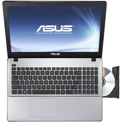Asus X550LD (XX082D) Notebook (4th Gen Ci7/ 8GB/ 1TB/ Free DOS)(15.6 inch, Dark Grey, 2.52 kg)