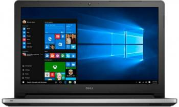 Dell Inspiron 15 5558 (i5558-5717SLV) Laptop (Core i5 5th Gen/8 GB/1 TB/Windows 10)