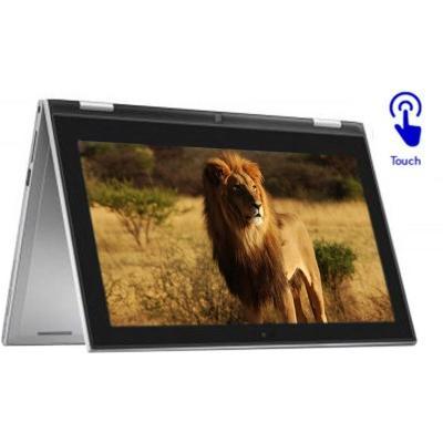 Dell Inspiron 3148 (Intel 2-in-1 Laptop) (Core i3 4th Gen/ 4GB/ 500GB/ Win8.1/ Touch) (314834500iST1)(11.49 inch, Silver, 1.41 kg)