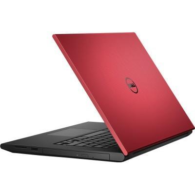 Dell Inspiron 3542 Notebook (4th Gen Ci3/ 4GB/ 500GB/ Ubuntu) (354234500iRU)(15.6 inch, Red, 2.4 kg)