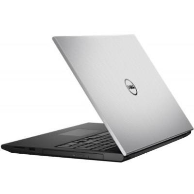 Dell Inspiron 3542 Notebook (4th Gen Ci5/ 4GB/ 1TB/ Win8.1/ 2GB Graph)(15.6 inch, Silver, 2.16 kg)