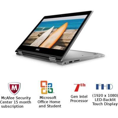 Dell Inspiron 5000 Core i5 - (8 GB/1 TB HDD/Windows 10 Home) Z564501SIN9 5378 2 in 1 Laptop(13.3 inch, EraGray)