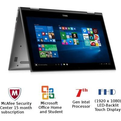 Dell Inspiron 5000 Core i5 - (8 GB/1 TB HDD/Windows 10 Home) Z564503SIN9 5578 2 in 1 Laptop(15.6 inch, Gray, 1.62 kg)