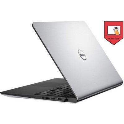 Dell Inspiron 5547 Notebook (4th Gen Ci5/ 4GB/ 500GB/ Win8.1/ Touch/ 2GB Graph) (5547545002ST1)(15.6 inch, Silver, 2.6 kg)