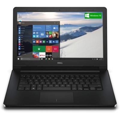 Dell Inspiron Celeron Dual Core - (2 GB/32 GB EMMC Storage/Windows 10 Home) Y565521HIN9 3452 Notebook(14 inch, Black, 1.77 kg)