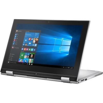 Dell Inspiron Core i3 - (4 GB/500 GB HDD/Windows 10 Home) Z563101HIN9 3158 2 in 1 Laptop(11.6 inch, Silver, 1.3 kg)