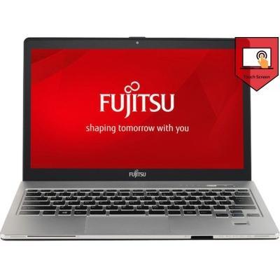 Fujitsu Lifebook S904 Notebook (4th Gen Ci5/ 8GB/ 500GB/ Win8.1/ Touch) (S26391-K390-V100)(13.17 inch, Black & SIlver, 1.49 kg)