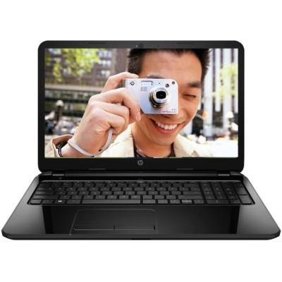 HP 15-g221AU (Notebook) (AMD APU Quad Core/ 4GB/ 500GB/ DOS) (L8N57PA)(15.6 inch, SParkling Black, 2.23 kg)