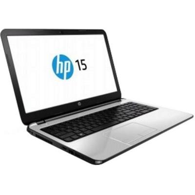 HP 15-r264TU Notebook (4th Gen Ci3/ 4GB/ 1TB/ Free DOS) (K8U07PA)(15.6 inch, Pearl White, 2.23 kg)