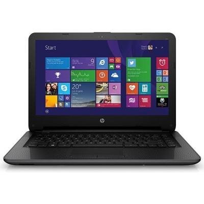 HP 240 Core i3 - (4 GB/500 GB HDD/Windows 10 Home) T1A09PA 240 G4 Notebook(14 inch, Black)