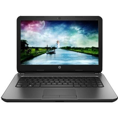 HP 245G3 Notebook (APU Dual Core E1/ 4GB/ 500GB/ Ubuntu) (J9J28PA)(13.86 inch, Black, 1.88 kg)