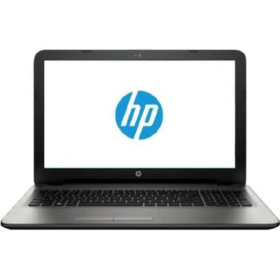 HP APU Quad Core A6 - (4 GB/500 GB HDD/DOS) M4Y78PA 15-af001AU Notebook(15.6 inch, Turbo SIlver Colour With Diamond & Cross Brush Pattern, 2.14 kg)