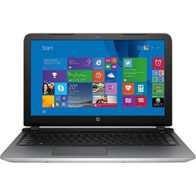 HP APU Quad Core A8 - (8 GB/1 TB HDD/Windows 8 Pro/2 GB Graphics) N4G45PA 15-ab035AX Notebook(15.6 inch, Natural SIlver, 2.29 kg)
