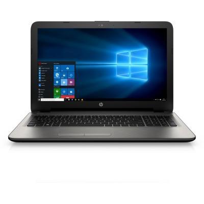 HP Core i5 - (8 GB/1 TB HDD/Windows 10 Home/2 GB Graphics) N8M31PA#ACJ 15-ac126TX Notebook(15.6 inch, Turbo SIlver With Diamond & Cross Brush Pattern, 2.19 kg)