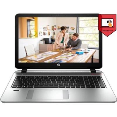 HP Core i5 - (8 GB/1 TB HDD/Windows 8.1/4 GB Graphics) K2N88PA 15-k102tx Notebook(15.6 inch, SIlver, 2.6 kg)