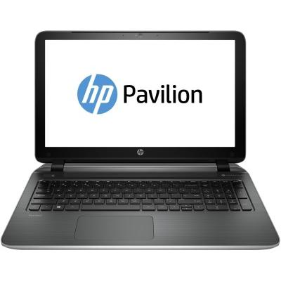 HP P Series Core i3 - (4 GB/500 GB HDD/Windows 8.1) L2Z61PA 15-P242TU Notebook(15.6 inch, Natural SIlver, 2.27 kg)