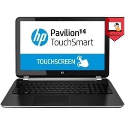 HP Pavilion 14-n296tx Notebook (4th Gen Ci5/ 4GB/ 1TB/ Win8.1/ Touch) (J8B57PA)
