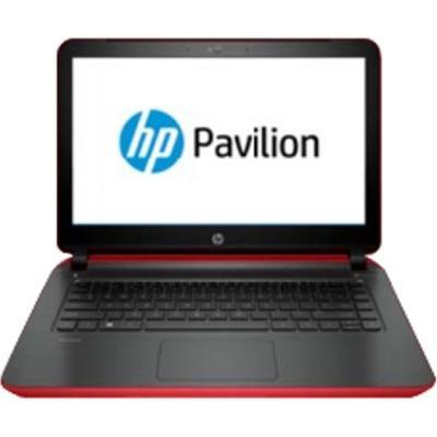 HP Pavilion 14-v201tu (Core i3 5th/ 4GB/ 1TB/ Win8.1) (K8U22PA)(13.86 inch, Vibrant Red, 1.98 kg)