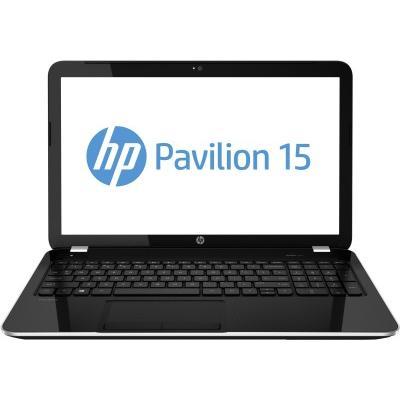 HP Pavilion 15-n004TX Laptop (4th Gen Ci5/ 4GB/ 500GB/Ubuntu/1 GB Graph)(15.6 inch, Imprint SParkling Black With Micro Dot Pattern, 2.28 kg)