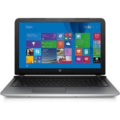 HP Pavilion APU Quad Core A8 - (8 GB/1 TB HDD/Windows 10 Home/2 GB Graphics) (P4X40PA#ACJ) 108AX Notebook(15.6 inch, Natural SIlver, 2.29 kg)