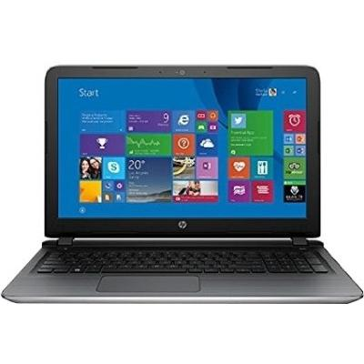 HP Pavilion Core i3 - (4 GB/1 TB HDD/Windows 8.1/2 GB Graphics) M2W70PA 15-ab027TX Notebook(15.6 inch, SIlver, 2.29 kg)