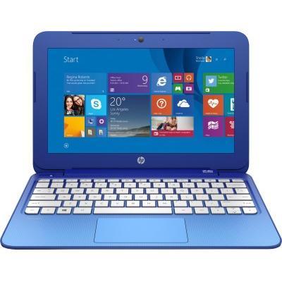 HP Stream Celeron Dual Core - (2 GB/32 GB HDD/32 GB EMMC Storage/Windows 8.1) K8T73PA 13-C019TU Notebook(13.3 inch, Horizon Blue, 1.55 kg)