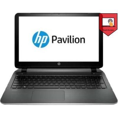 HP TouchSmart 15-r207tu Notebook (5th Gen Ci3/ 4GB/ 500GB/ Win8.1/ Touch) (K8U34PA)
