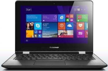 Lenovo Ideapad Yoga 300 (80M100FKIN) Laptop (Pentium Quad Core/4 GB/500 GB 8 GB SSD/Windows 10)