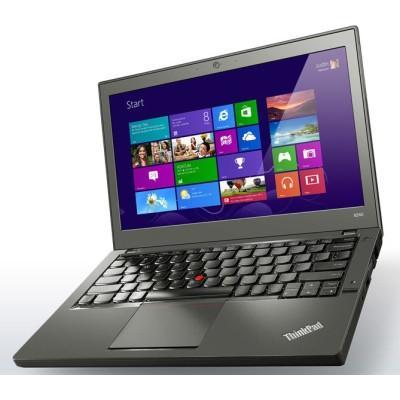 Lenovo ThinkPad x240 Core i5 - (4 GB/500 GB HDD/Windows 8 Pro) 20AM-A0JXIG X240 20AM-A0JXIG Ultrabook(12.7 inch, Black, 1.36 kg)