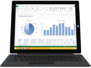 Microsoft Surface Pro 3 (ST9-00005) Laptop (Core i3 4th Gen/4 GB/128 GB SSD/Windows 10)