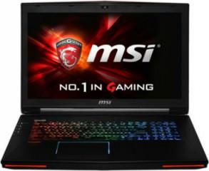MSI APACHE PRO Core i7 6th Gen - (8 GB/1 TB HDD/Windows 10/3 GB Graphics) 6QF GE62 Notebook (15.6 inch, Black, 2.3 kg)