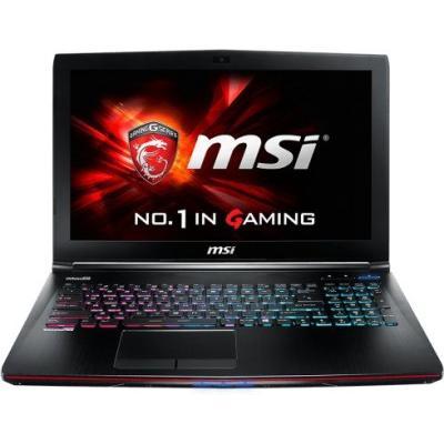 MSI GE Series Core i7 - (8 GB/1 TB HDD/Windows 8.1/3 GB Graphics) 2QF (GTX 970M 3GB GDDR5) GE62 Notebook(15.7 inch, Black, 2.4 kg)