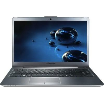 Samsung NP530U4C-S04IN Ultrabook (3rd Gen Ci3/ 4GB/ 750GB 24GB ExpressCache/ Win8/ 1GB Graph)(13.86 inch, Light Titan, 1.81 kg)