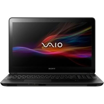 Sony VAIO Fit 15E SVF15318SNB Laptop (4th Gen Ci5/ 4GB/ 500GB/ Win8/ 1GB Graph)(15.35 inch, Black, 2.5 kg)