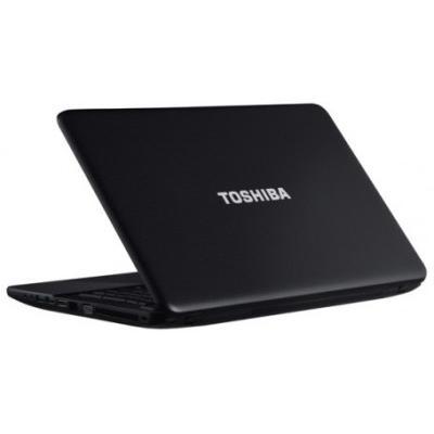 Toshiba Satellite C850-E0011 Laptop (3rd Gen CDC/ 2GB/ 320GB/ No OS)(15.6 inch, Glossy Precious Black With Crossline Pattern, 2.3 kg)