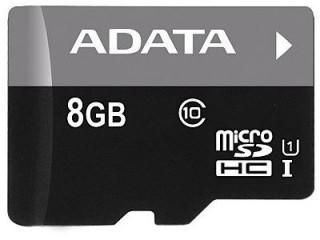 Adata 8GB MicroSDHC Class 10 AUSDH8GUICL10-R
