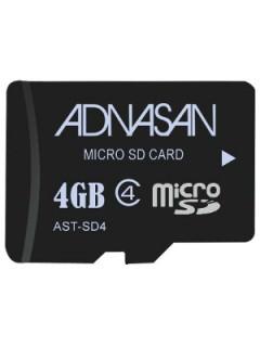 ADNASAN 4GB MicroSD Class 4 AST-SD4