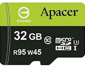 Apacer 32GB MicroSDHC Class 10 BG-1000871
