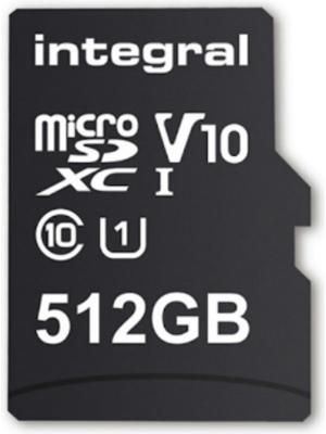 Integral 512GB microSDXC Memory Card
