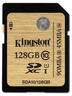Kingston 128GB SD Class 10 SDA10/128GB
