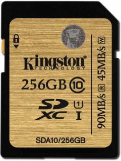 Kingston 256GB MicroSDXC Class 10 SDA10/256GB