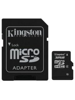 Kingston 32GB MicroSDHC Class 4 SDC4/32GB