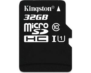 Kingston 32GB MicroSDXC Class 10 SDCIT/32GBSP