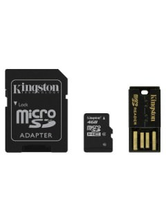Kingston 4GB MicroSDHC Class 4 MBLY4G2/4GB