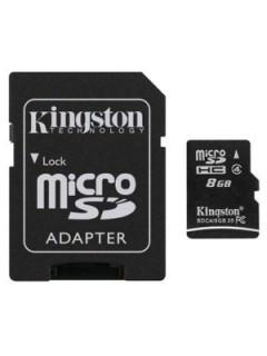 Kingston 8GB MicroSDHC Class 4 SDC4/8GB
