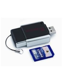 Kingston 8GB SD Class 4 FCR-MLG2+SD4/8GB